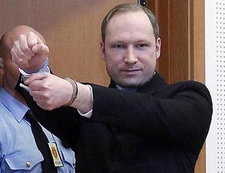 Breivik am Ende doch nur ein gestörter Amokläufer ?