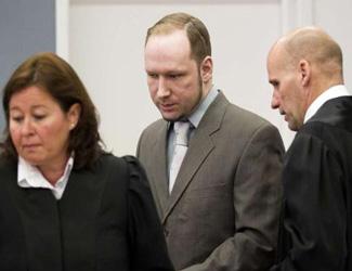 Breiviks Bombe in Oslo kostete acht Menschen das Leben