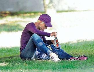 """Brigitte Nielsen: Wurde die Geschichte im Park nur """"aufgebauscht"""" ?"""