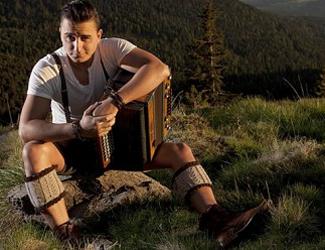 """Andreas Gabalier: Ein Bambi für den """"Justin Bieber der Volksmusik"""""""