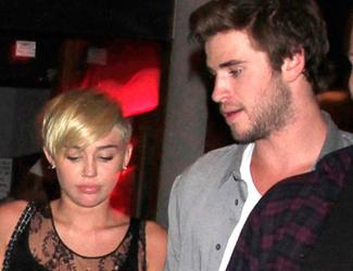 Miley Cyrus & Liam Hemsworth: Nichts als Liebe in der Luft ?