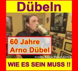Arno Dübel Hamburg wird 60 Jahre alt | Tolle Geschenkideen jetzt hier!
