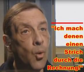 """Regelsatz   Dübel bei taff zum Thema """"Kein Hartz IV für Tabak & Bier"""""""