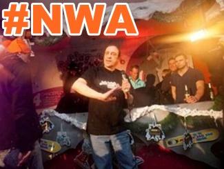 NWA: Macht Rapper Shindy mit Bushido einen auf Arno Dübel?