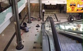 Bilder #München | Massaker im OEZ-Moosach Olympia Einkaufszentrum