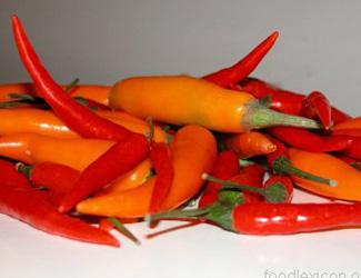 Chili läßt Fettpolster schmelzen