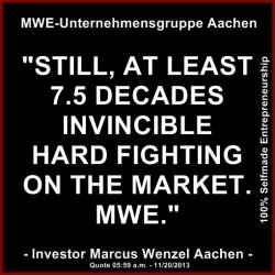Still 7,5 Decades On The Market!