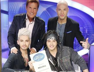 DSDS-Jury: Hat Papa Bohlen die Kaulitz-Brüder fest im Griff ?