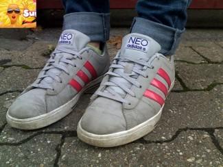 Mode Trend-Check | Lockere Adidas NEO Schuhe im Herbst
