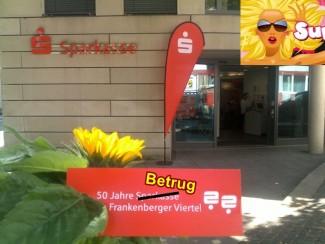 Sparkasse Aachen unter massivem Betrugsverdacht   Millionenschaden droht