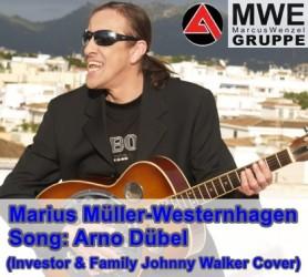 Marius Müller-Westernhagen – Arno Dübel (Investor & Family Johnny Walker Cover)