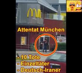 #Massaker #München #Fakten | Der Tag nach der Schießerei mit 10 Toten