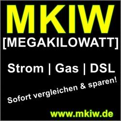 MKIW [MEGAKILOWATT] Vergleichsportal Deutschland   Strom   Gas   DSL   Blog