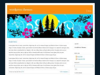 NewForest 1.0 – WordPress Theme