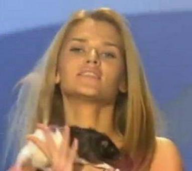 Germanys next Topmodel: Sarah hat eine Ratte